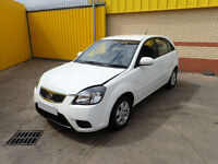 2010 KIA RIO STRIKE 1.4 PETROL 5 SPEED MANUAL