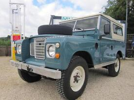 "1982 Land Rover 88"" - 4 CYL"