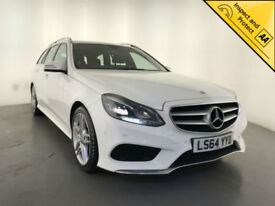 2014 MERCEDES E300 AMG LINE BLUETEC HYBRID AUTOMATIC SAT NAV SYSTEM £30 ROAD TAX