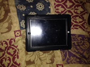 iPad 4 and Griffin survivor case