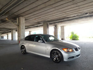2007 BMW 3series 323i Berline