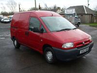 .2003/52.Fiat Scudo 1.9D EL VAN 3OWNERS FROM NEW