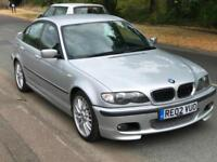 2002 BMW M SPORT 325i E46 3 SERIES PETROL AUTO**NEW MOT** DRIVES WELL*CHEAP CAR*