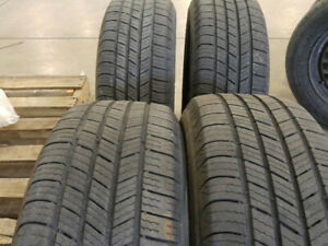 MICHELIN Tires rims 195/65R15 HONDA CIVIC ACCORD TOYOAT CAMRY CH