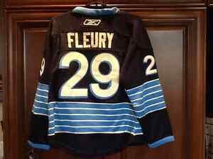 Youth embroidured hockey jerseys