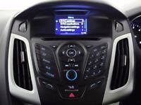 2014 FORD FOCUS 1.6 TDCi 115 Zetec Navigator 5dr