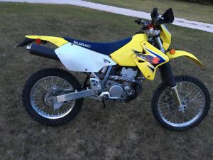 2007 Suzuki drz400e