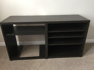 Used Excellent IKEA Solid wood TV Bench/Stand & Table SF/PF home