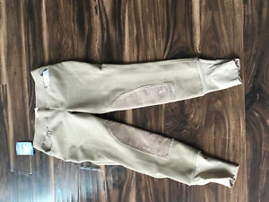 Riding pants brand new never worn (size 14)
