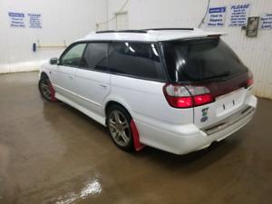 Rare JDM Subaru Legacy GT-B Twin Turbo AWD, 100k! Original
