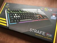 Corsair Gaming RGB Multi-Colour Backlit Mechanical Keyboard