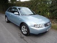 Audi A3 1.8 2002 PRESTON