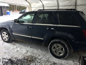 2006 Jeep Grand Cherokee Limited VUS