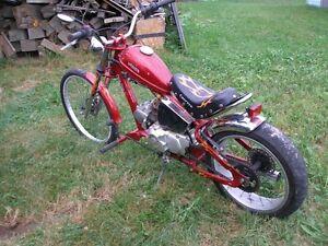 Mini Moto Modifier  Moteur 1 Cylindre  70 cc  $ 525.00