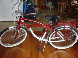 Tim Horton Bicycle