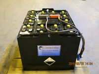 Reconditioned Forklift Batteries/Cell/Golf Cart/Used Power Truck