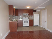 Gorgeous 1 Bedroom Bsmnt Apt.with Sep. Entrance, in MILTON