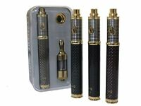 Luxury Vision3 Rechargeable Electronic Vapor Shisha Kit Cig E Cigarette