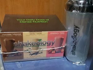 Shakeology 24 pack supply - unopened