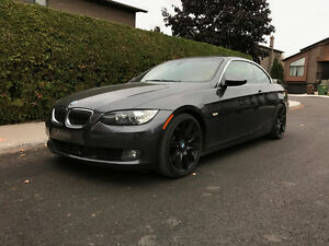 2008 BMW 335i Convertible - Very clean!