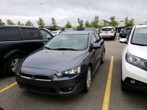 2010 Mitsubishi Lancer only 88000kms with Remote Starter