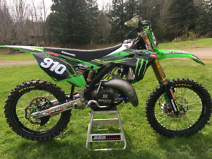 WANTED KX125