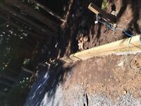 Deck removal and demolition