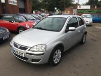 Vauxhall/Opel Corsa 1.2i 16v SXi+ 2006 103K JUNE 17 MOT NEW TIMING CHAIN