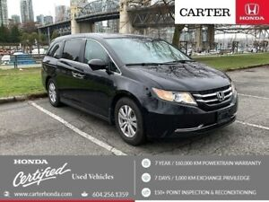 2015 Honda Odyssey EX-L w/RES + SPRING CLEARANCE + CERTIFIED!