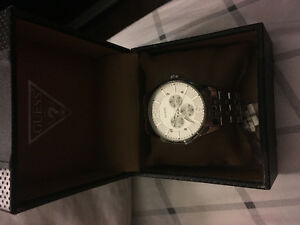 Men's GUESS watch for sale