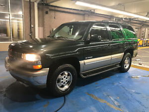 2001 Chevrolet Tahoe Polo addition Other