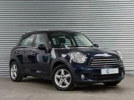 image for 2014 MINI Countryman 1.6 Cooper D (Pepper) 5dr SUV Diesel Manual
