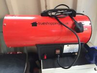 Small gas space heater as new only £30