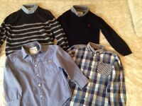 Age 5-6 very smart boys clothes bundle. Excellent condition all for only £20