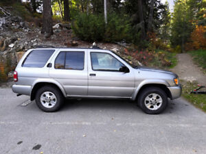 Nissan Pathfinder in great shape