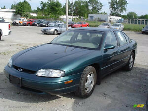 1998 Chevrolet Lumina LTZ Sedan