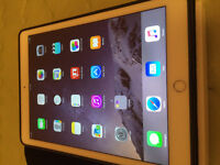 IPAD AIR 2 WIFI&CELL 64 GIG BLANC&OR BOITE COMPLÈTE**NEUF**