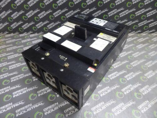 USED Square D MXL36350 MicroLogic Electronic Trip Circuit Breaker 400A Sensor