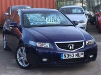 2003 Honda Accord Vtec Executive 2.4