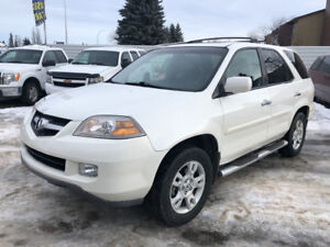 2006 ACURA MDX FULLY LOADED LEATHER HEATED 18348 KM FULLY DETAIL