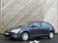 2010 CITROEN C4 1.6HDi VTR+ DIESEL AUTOMATIC HATCH -£30 A YEAR ROAD TAX !!