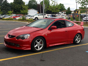Acura rsx type-s turbo