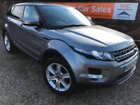 Land Rover Range Rover Evoque 2.2SD4 auto 2012MY Pure TECH