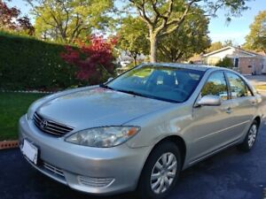 2006 Toyota Camry LE 4 Cylinder Extra Clean