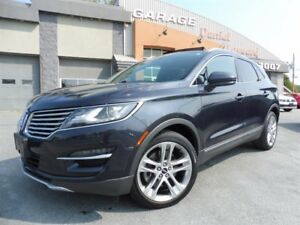 Lincoln MKC ULTRA 2.3 ÉCO, TOIT PANO, GPS, MAGS 19 POUCES 2015