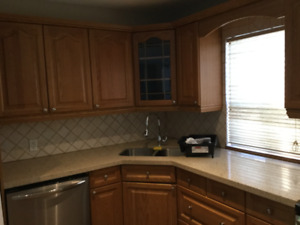 Kitchen Cabinets for Sale - $600