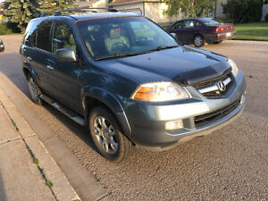 2005 Acura MDX SUV, Sell or swap/trade for a GMC Acadia .