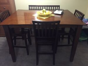 Amazing Pub Table For Sale!!! Only $400.00 O.B.O.