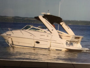 FOR SALE - DORAL 250 SE BOAT - Very Well Maintained!