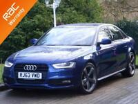 Audi A4 2.0TDI ( 150ps ) Multitronic 2014MY Black Edition